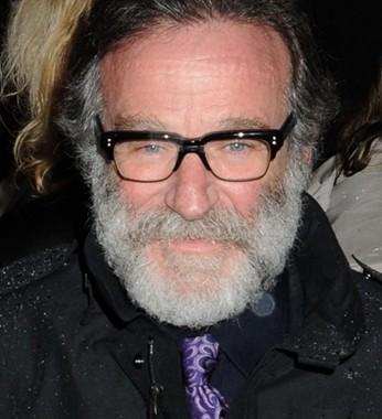 Robin Williams struggled with addiction and depression. Photo courtesy PR Photos.